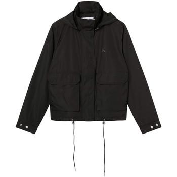 Vêtements Femme Blousons Calvin Klein Jeans J20J216342 Noir