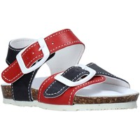 Chaussures Enfant Sandales et Nu-pieds Bionatura LUCA Rouge