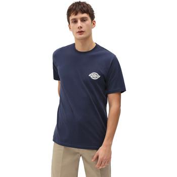 Vêtements Homme T-shirts manches courtes Dickies DK0A4XENNV01 Bleu