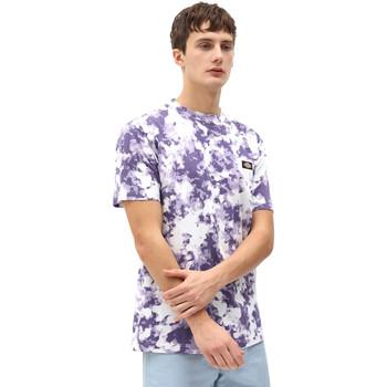 Vêtements Homme T-shirts manches courtes Dickies DK0A4X9PB651 Violet