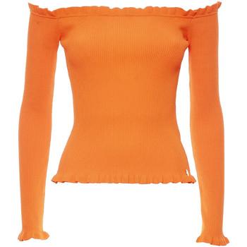 Vêtements Femme Pulls Fracomina FR21ST7007K43301 Orange