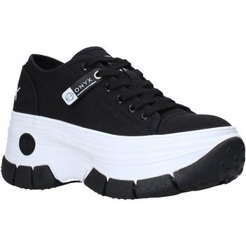 Chaussures Femme Baskets basses Onyx S21-S00OX010 Noir