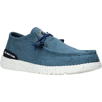 Chaussures Homme Slip ons U.s. Golf S21-S00US324 Bleu