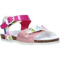 Chaussures Fille Sandales et Nu-pieds Bionatura CHIARA Rose