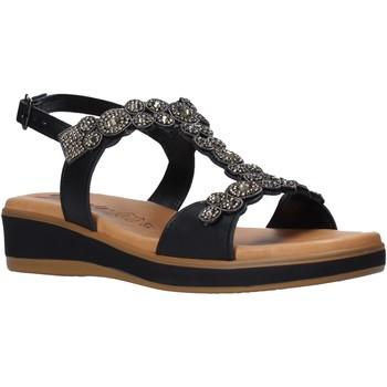 Chaussures Femme Sandales et Nu-pieds Susimoda 2048 Noir