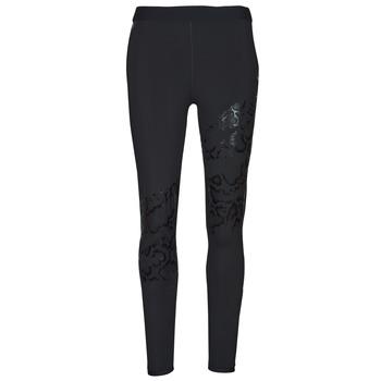 Vêtements Femme Leggings Puma UNTAMED PRINT TIGHT Noir