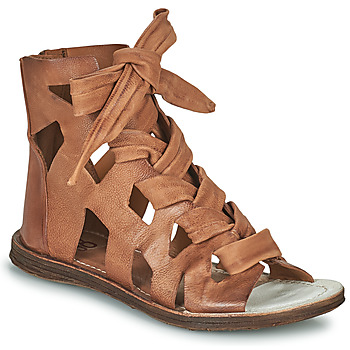 Chaussures Femme Sandales et Nu-pieds Airstep / A.S.98 RAMOS LACES Camel