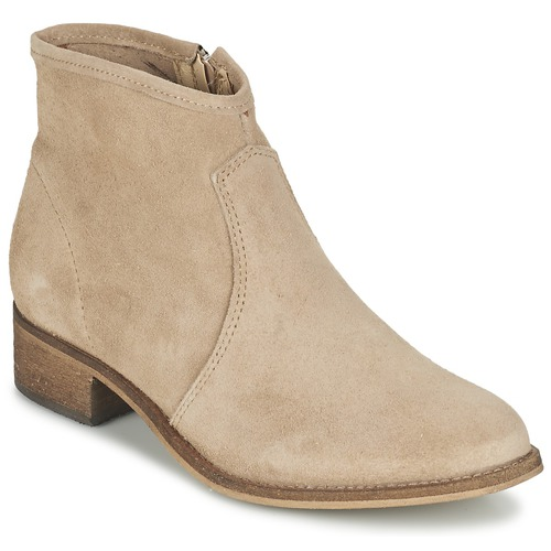 Bottines / Boots Betty London NIDIA Beige 350x350