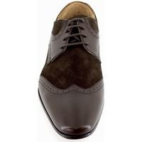 Chaussures Homme Richelieu J.bradford JB-PINTO MARRON Marron