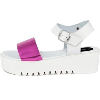 Chaussures Femme Sandales et Nu-pieds Fashion Attitude  Rosa