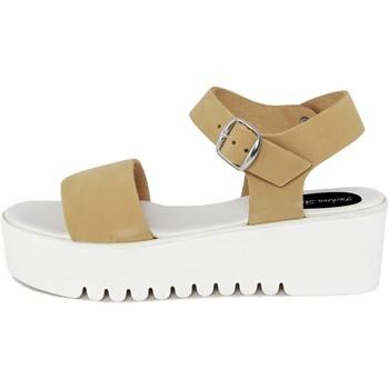Chaussures Femme Sandales et Nu-pieds Fashion Attitude  Giallo