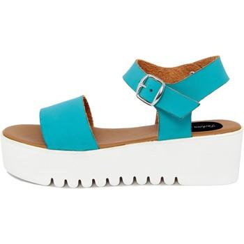 Chaussures Femme Sandales et Nu-pieds Fashion Attitude  Blu