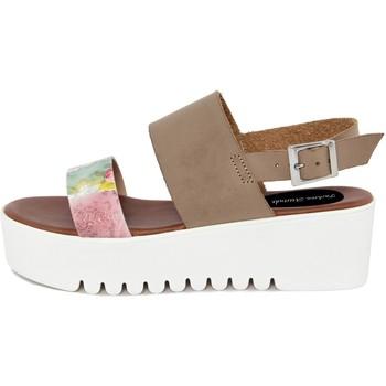 Chaussures Femme Sandales et Nu-pieds Fashion Attitude  Multicolore