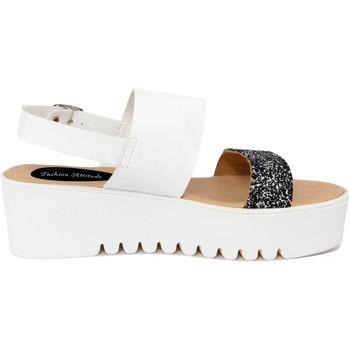 Chaussures Femme Sandales et Nu-pieds Fashion Attitude  Nero