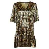 Vêtements Femme Robes courtes Desigual PINEDA Multicolore