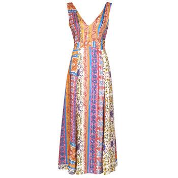 Vêtements Femme Robes longues Desigual SONIA Multicolore