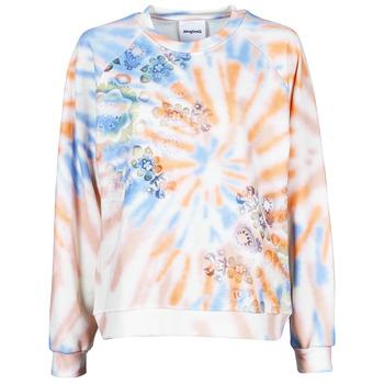 Vêtements Femme Sweats Desigual CRUDO Multicolore