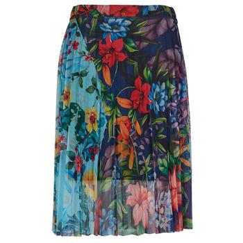 Vêtements Femme Jupes Desigual BUNY Multicolore