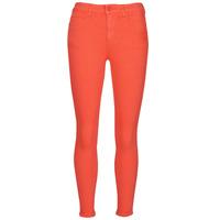Vêtements Femme Pantalons 5 poches Desigual ALBA Rouge