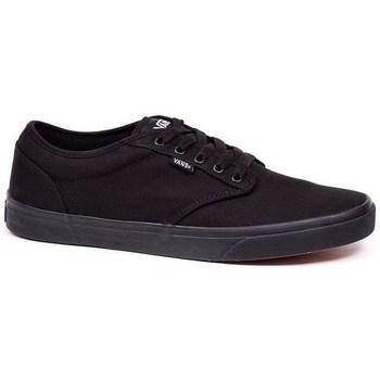 Chaussures Chaussures de Skate Vans ATWOOD noir - Livraison ...