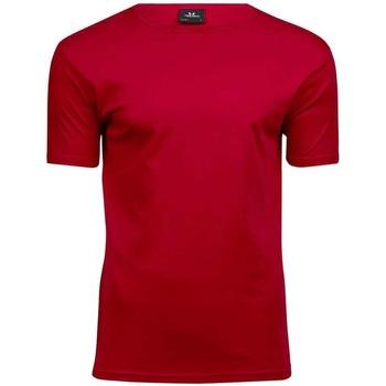 Vêtements T-shirts manches courtes Tee Jays T520 Rouge