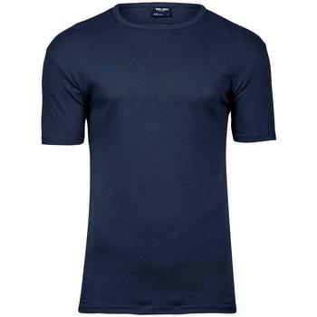 Vêtements Homme Et acceptez notre Polique de Protection des Données Tee Jays T520 Bleu marine