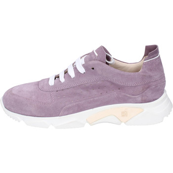 Chaussures Femme Baskets basses Moma BH342 Lilas