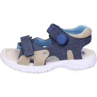 Chaussures Garçon Sandales sport Blaike Sandales Textile Bleu