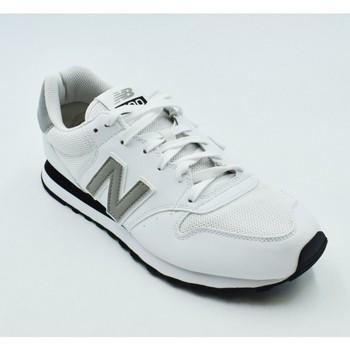 Chaussures Homme Baskets mode New Balance GM500ZR1 Blanc