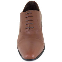 Chaussures Homme Richelieu J.bradford JB-BREMEN COGNAC Marron