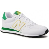 Chaussures Homme Baskets basses New Balance GM500SC1 Blanc