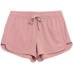 Vêtements Femme Shorts / Bermudas 4F SKDT001 Rose