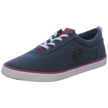 Chaussures Homme Derbies Bugatti 3215020469504130 Bleu marine