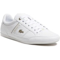 Chaussures Homme Baskets basses Lacoste Chaymon Blanc