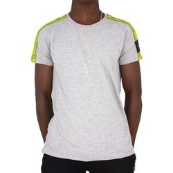 Vêtements Homme T-shirts manches courtes Cerruti 1881 Padva Gris
