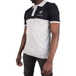 Vêtements Homme Polos manches courtes Cxl By Christian Lacroix Sommerville Noir