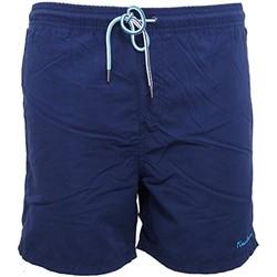 Vêtements Homme Maillots / Shorts de bain Pierre Cardin Virgile Bleu Marine