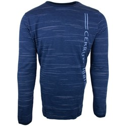 Vêtements Homme Pyjamas / Chemises de nuit Cerruti 1881 Pyjalong Bleu Marine
