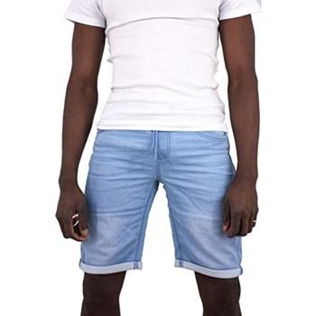 Vêtements Homme Shorts / Bermudas Torrente Rezzo Bleu Clair
