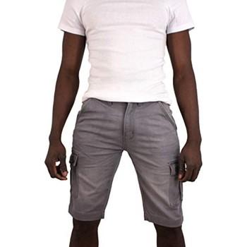 Vêtements Homme Shorts / Bermudas Torrente Luca Gris