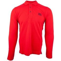 Vêtements Homme Polos manches longues Cerruti 1881 Genova Rouge