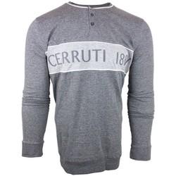 Vêtements Homme Pyjamas / Chemises de nuit Cerruti 1881 Pyjalong Anthracite