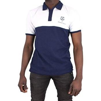 Vêtements Homme Polos manches courtes Cxl By Christian Lacroix Sommerville Blanc