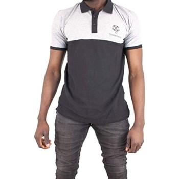 Vêtements Homme Polos manches courtes Cxl By Christian Lacroix Sommerville Gris