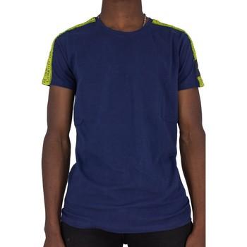 Vêtements Homme T-shirts manches courtes Cerruti 1881 Padva Bleu Marine