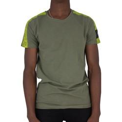 Vêtements Homme T-shirts manches courtes Cerruti 1881 Padva Kaki
