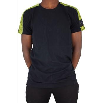 Vêtements Homme T-shirts manches courtes Cerruti 1881 Padva Noir
