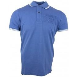 Vêtements Homme Polos manches courtes Cerruti 1881 Brescia Bleu Clair