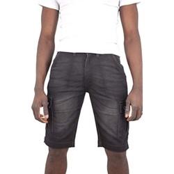 Vêtements Homme Shorts / Bermudas Torrente Luca Noir