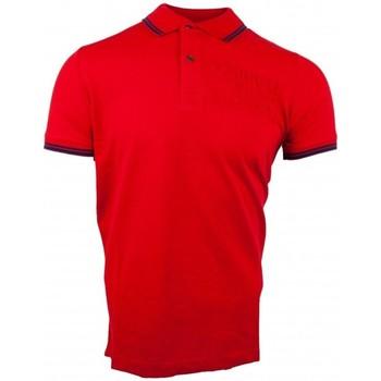 Vêtements Homme Polos manches courtes Cerruti 1881 Brescia Rouge
